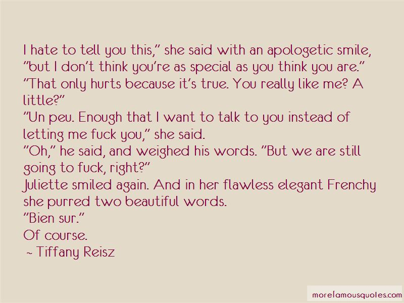 Frenchy Quotes