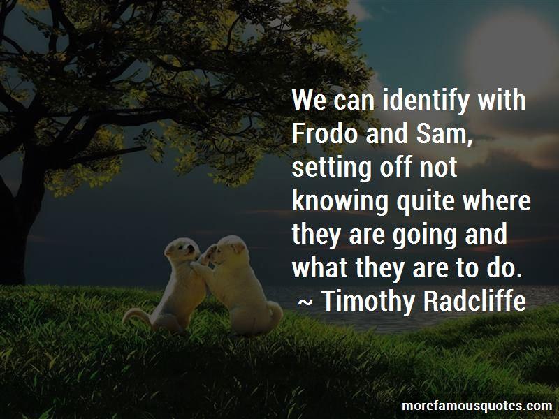 Frodo To Sam Quotes. U201c