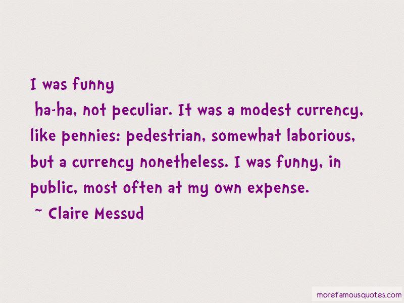 Funny Pedestrian Quotes