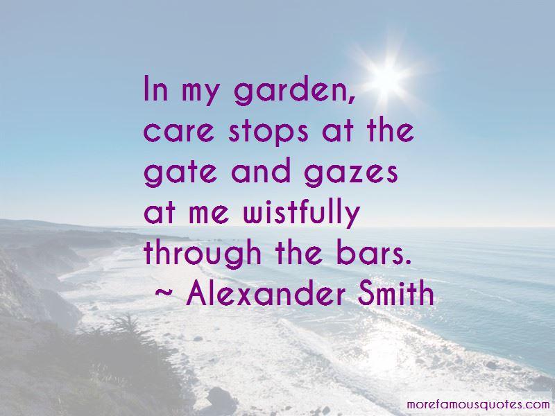 Garden Care Quotes