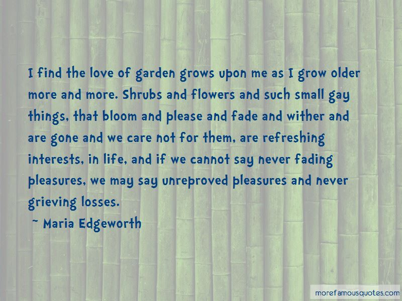 Garden Grows Quotes Pictures 3