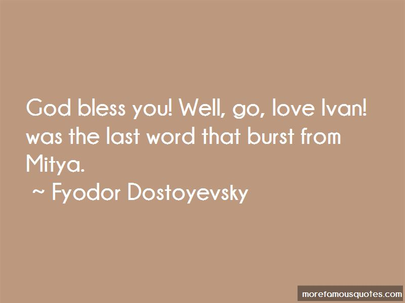 God Bless You Love Quotes