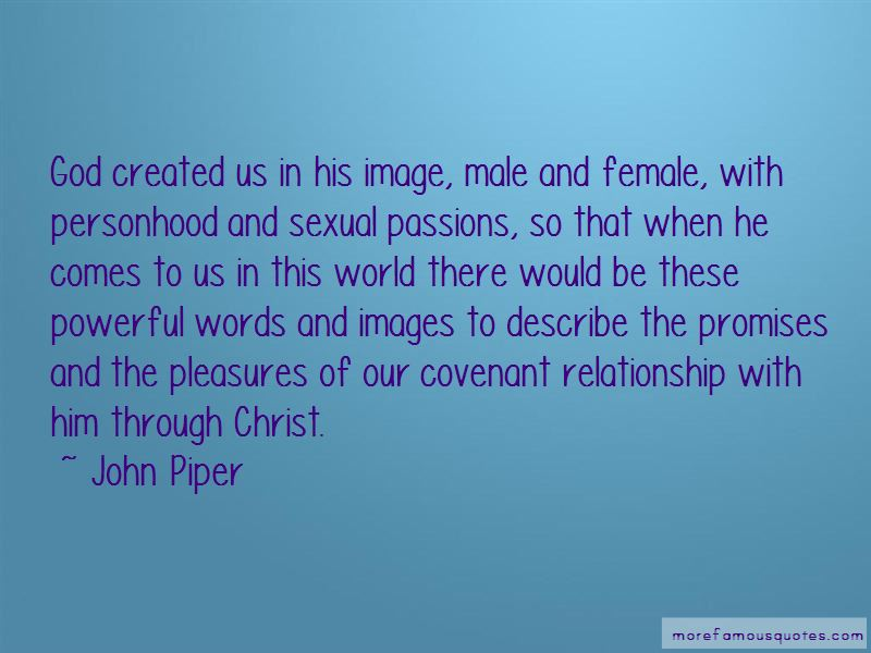 God Created Us In His Image Quotes