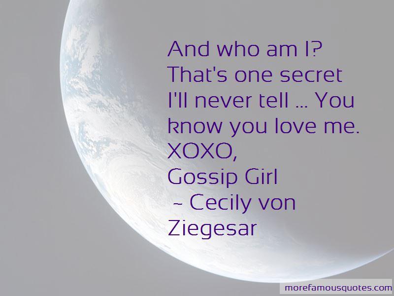 Gossip Girl Xoxo Quotes: top 2 quotes about Gossip Girl Xoxo ...