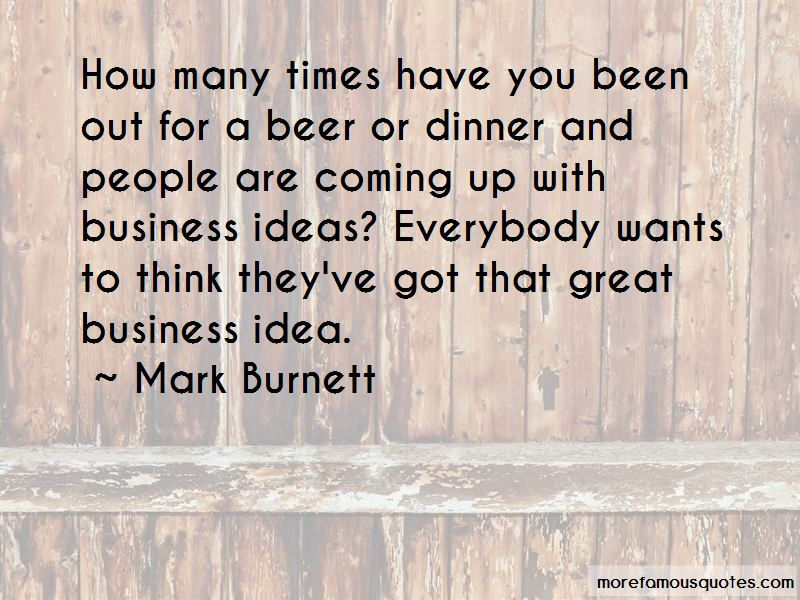 Great Business Idea Quotes