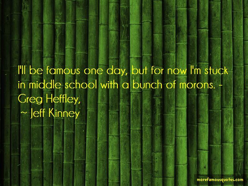 Greg Heffley Famous Quotes