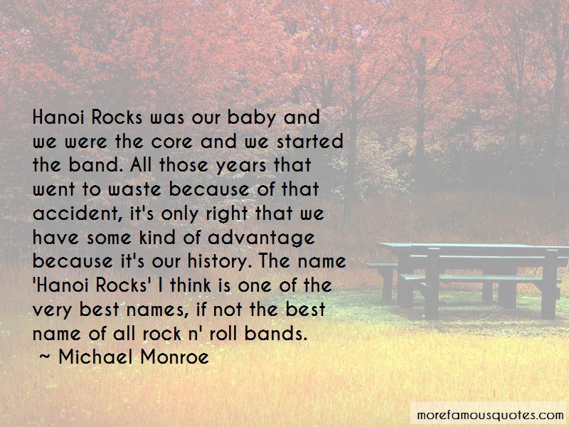 Hanoi Rocks Quotes