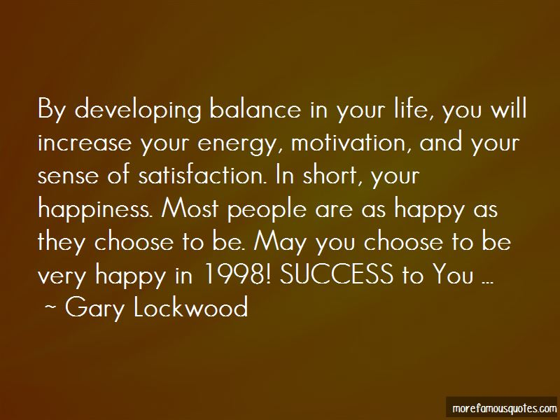 Happiness 1998 Quotes