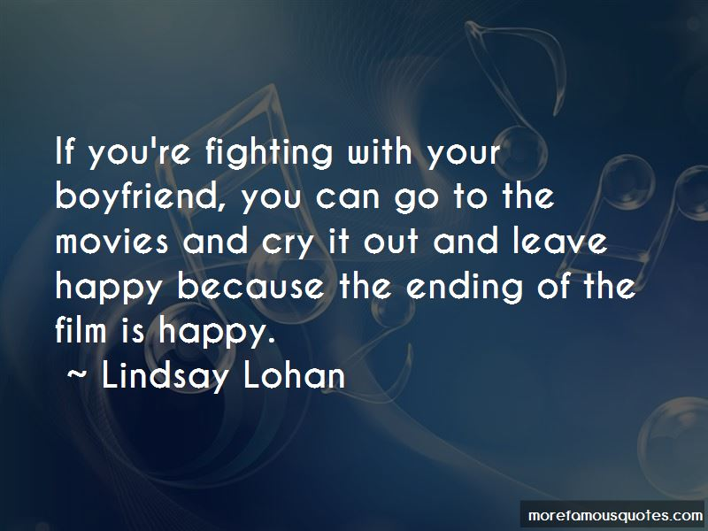 Happy Because Of My Boyfriend Quotes