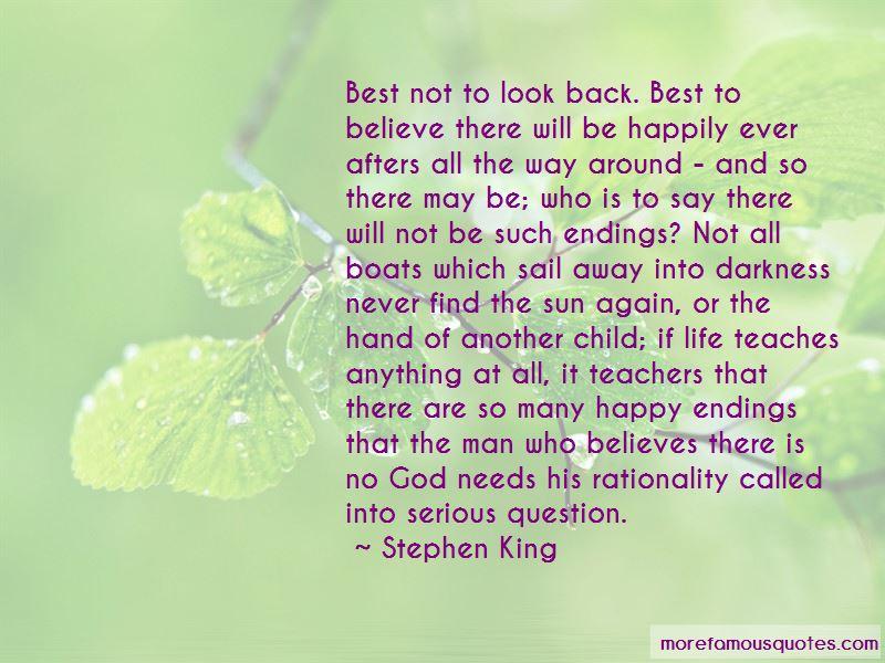 Happy Endings Best Quotes