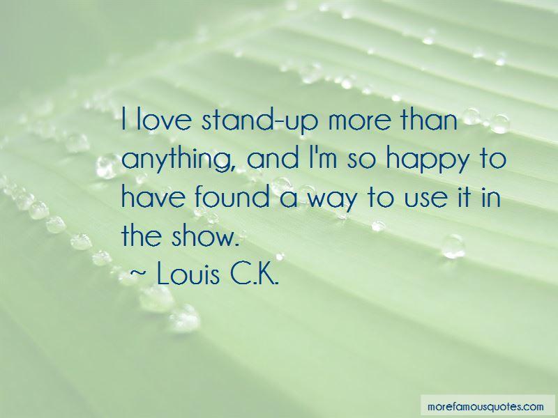 Happy I Found Him Quotes