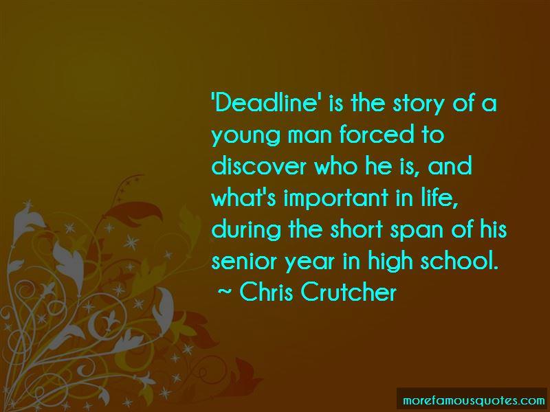 High School Senior Short Quotes Pictures 3