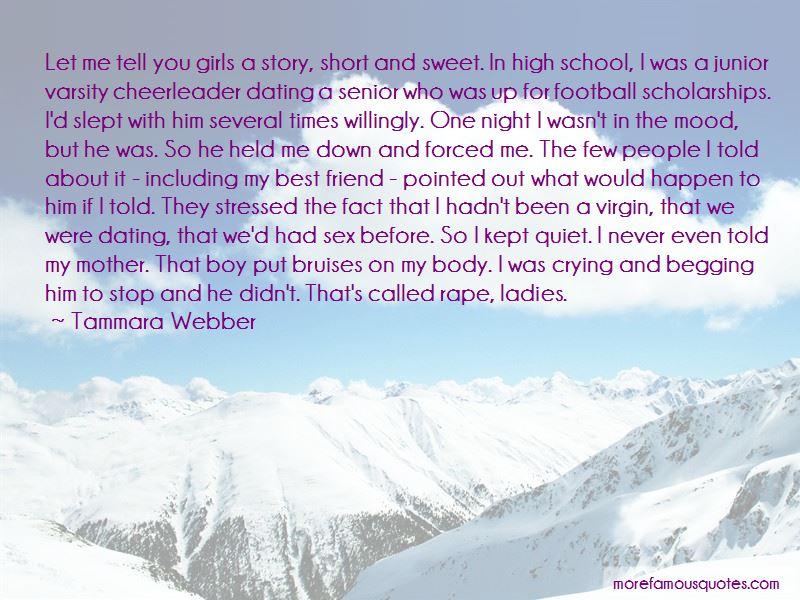 High School Senior Short Quotes