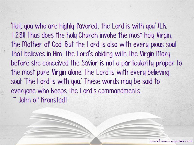 Highly Favored Quotes Pictures 2