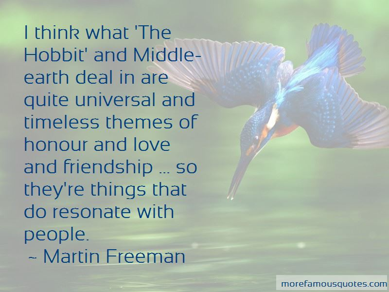 Hobbit Love Quotes Pictures 3