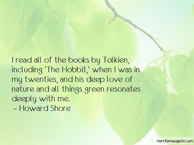 Hobbit Love Quotes