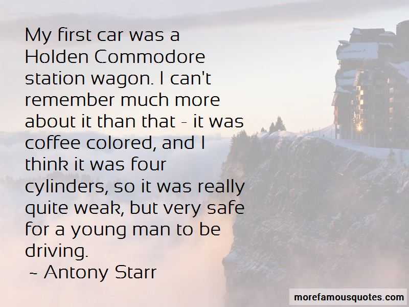 Holden Commodore Quotes