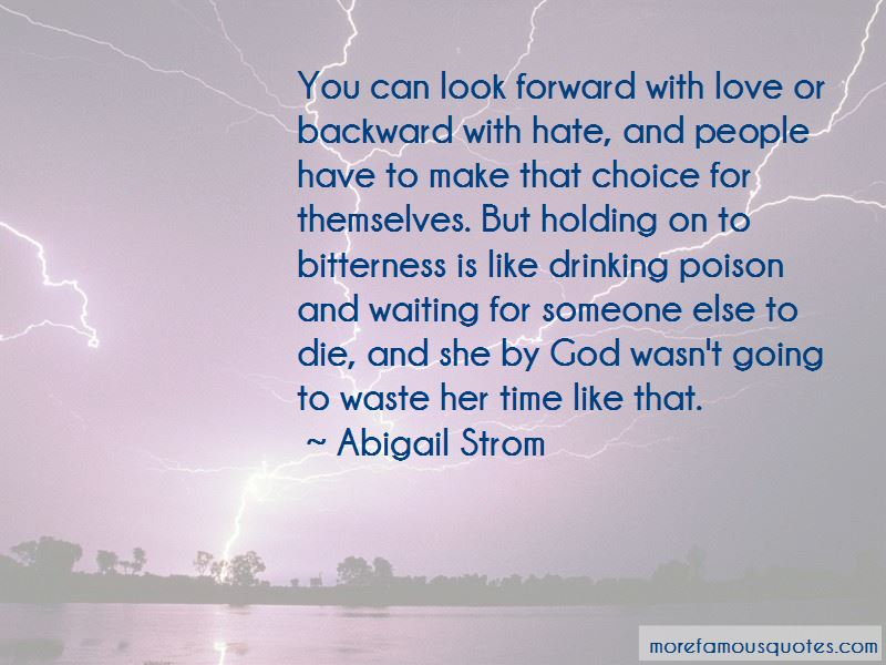 I Hate Waiting For You Quotes
