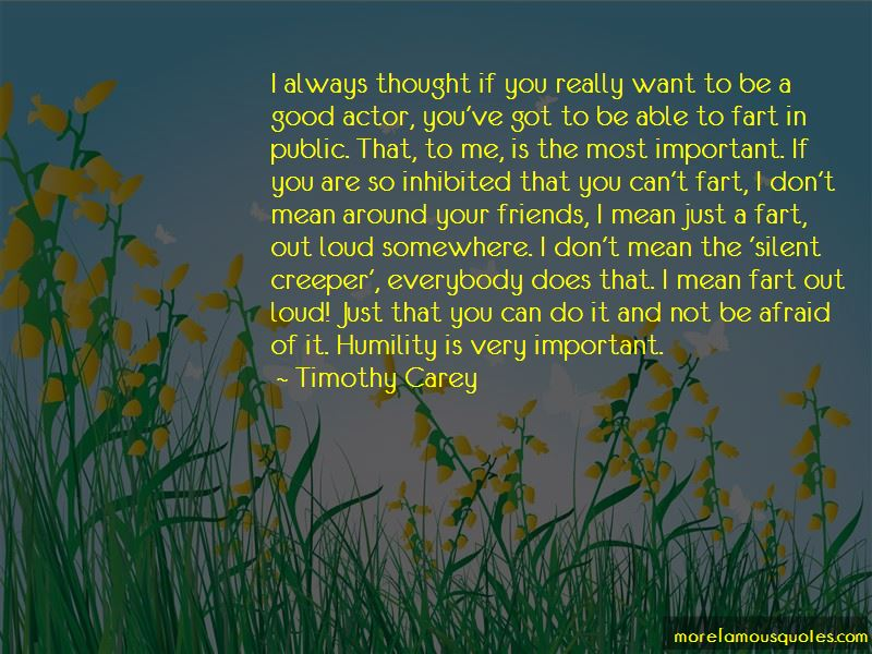 I Want Good Friends Quotes