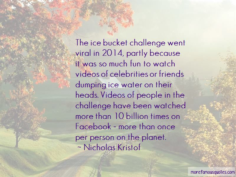 Ice Water Challenge Quotes Pictures 2