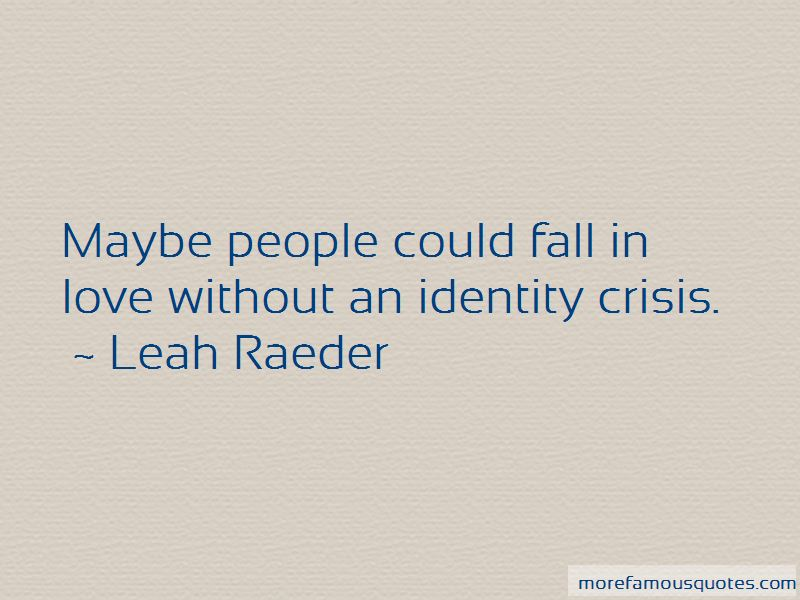Identity Crisis Dc Quotes Pictures 3