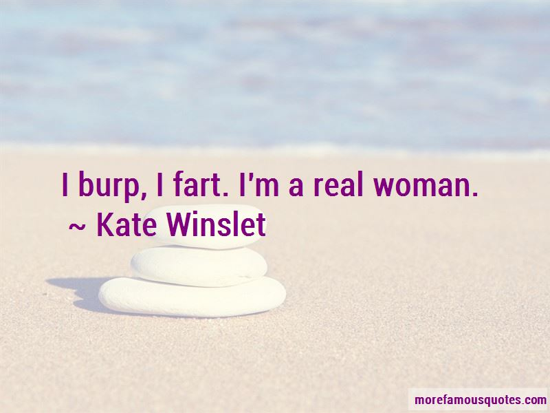 I'm A Real Woman Quotes Pictures 3