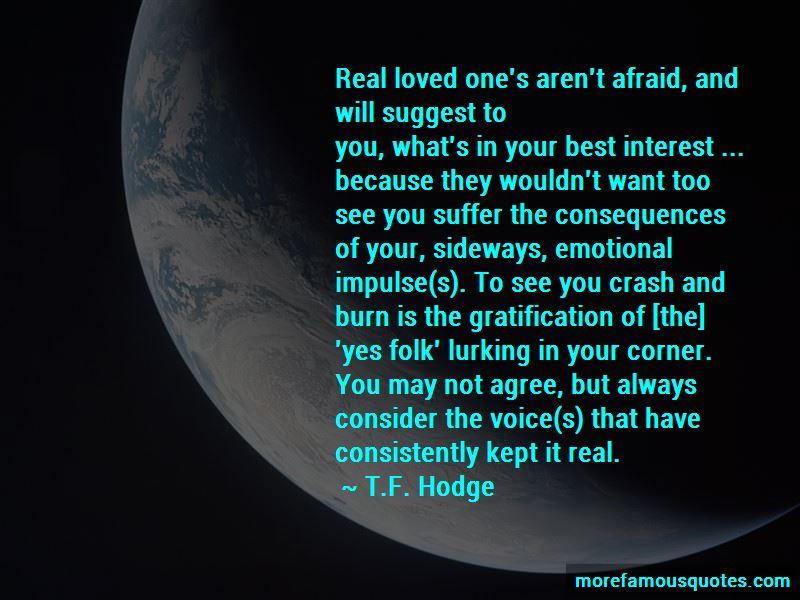 In Your Corner Quotes