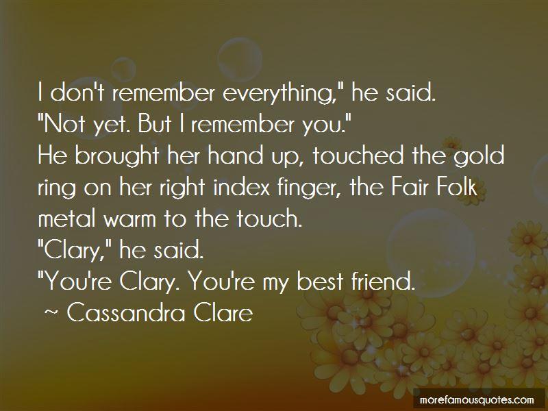 Index Finger Quotes