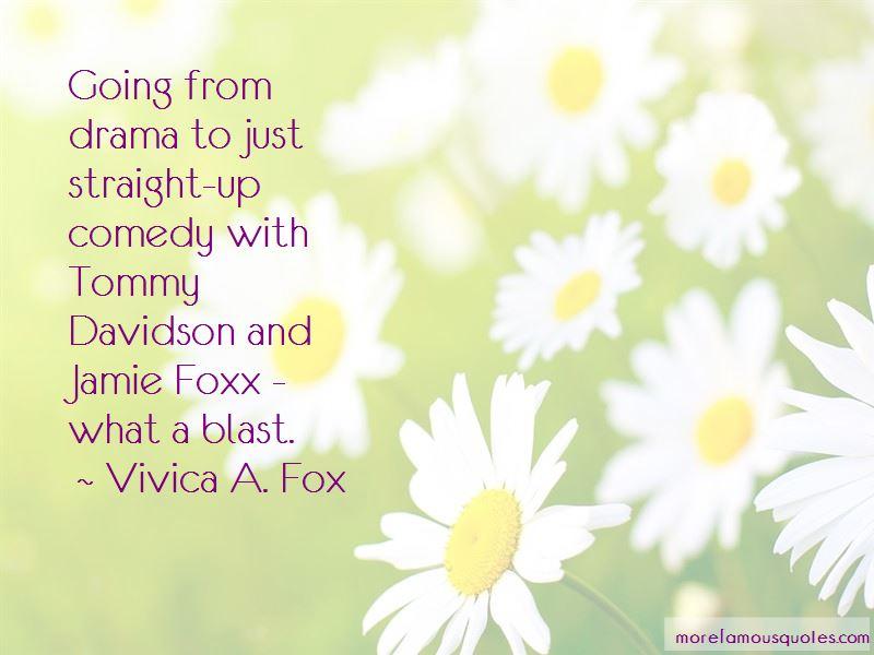 Jamie Foxx Comedy Quotes