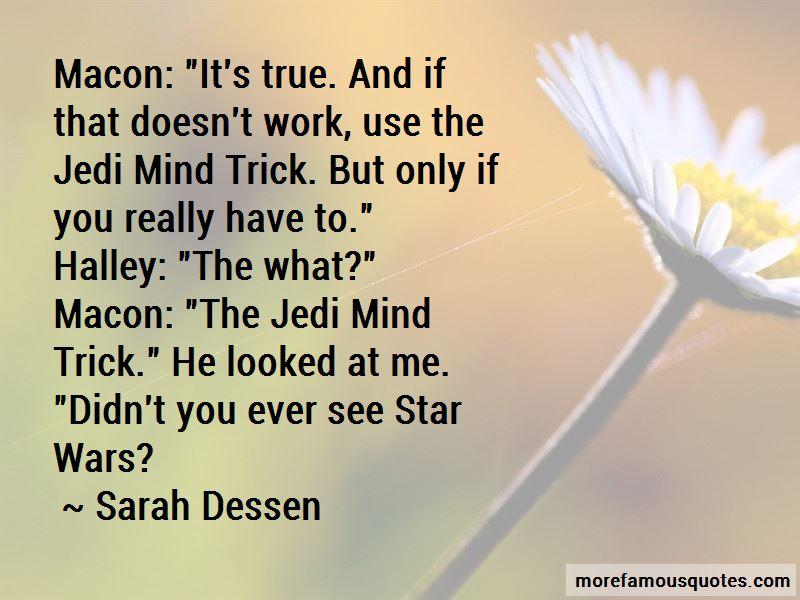 Jedi Mind Trick Quotes