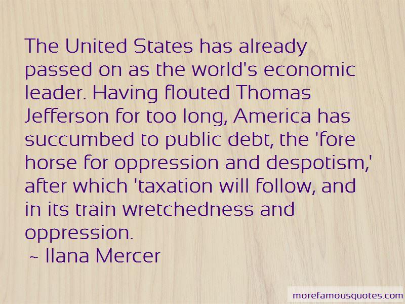 Jefferson Taxation Quotes