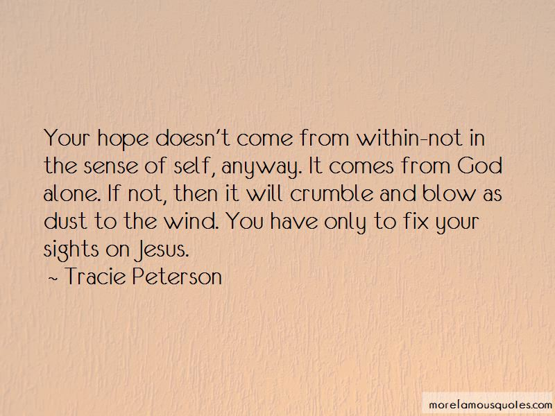 Jesus Fix It Quotes