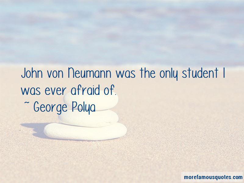 John Neumann Quotes