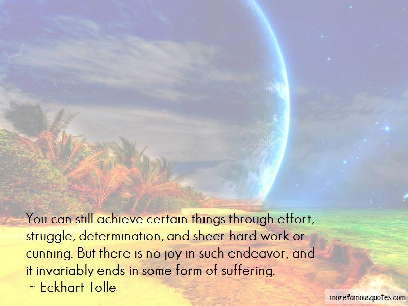 Joy Through Suffering Quotes