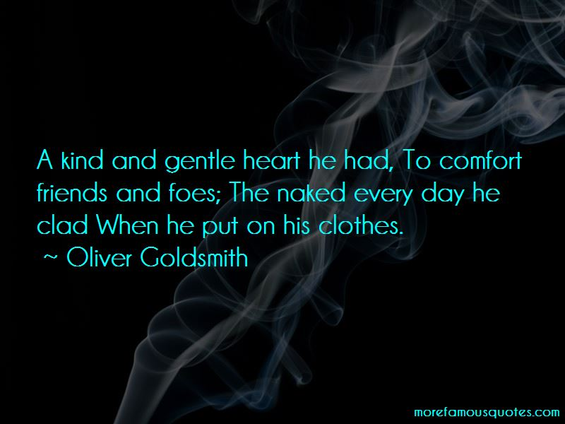 Kind And Gentle Quotes