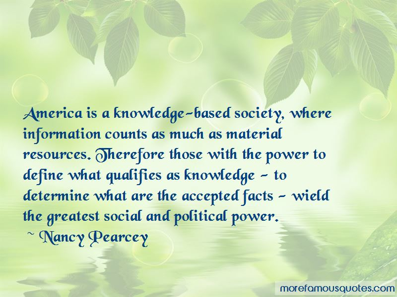 Knowledge Based Quotes