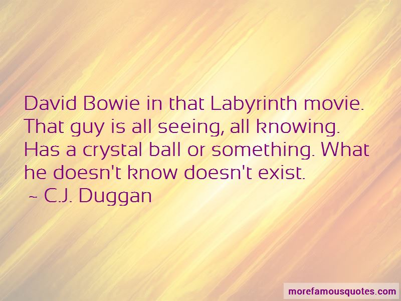Labyrinth Movie Quotes