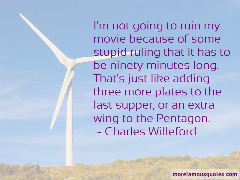 Last Supper Movie Quotes