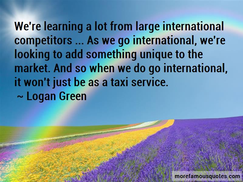 Learning From Competitors Quotes Pictures 2