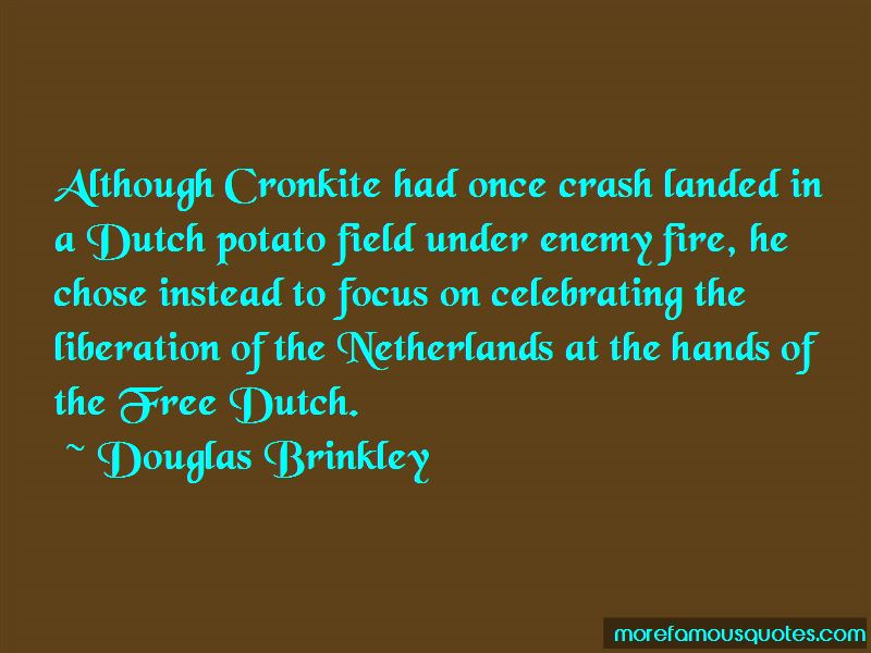 Liberation Of The Netherlands Quotes