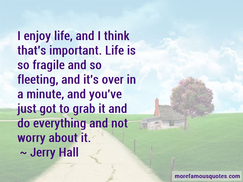 Life Is So Fragile Quotes Pictures 2