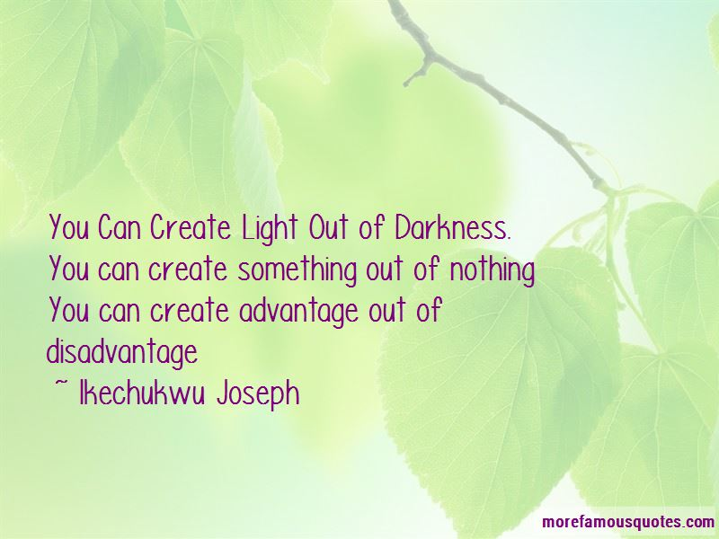 Light Out Of Darkness Quotes Pictures 3
