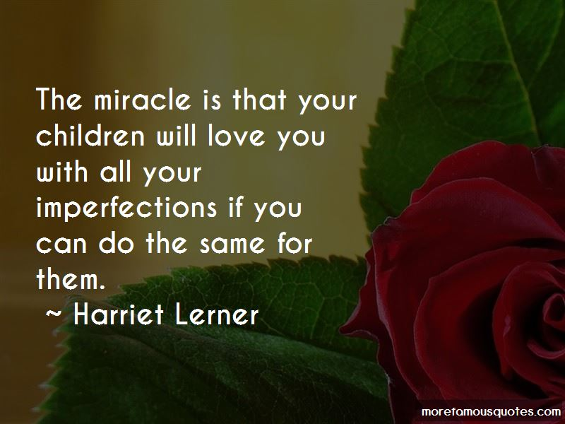 Love Me For My Imperfections Quotes