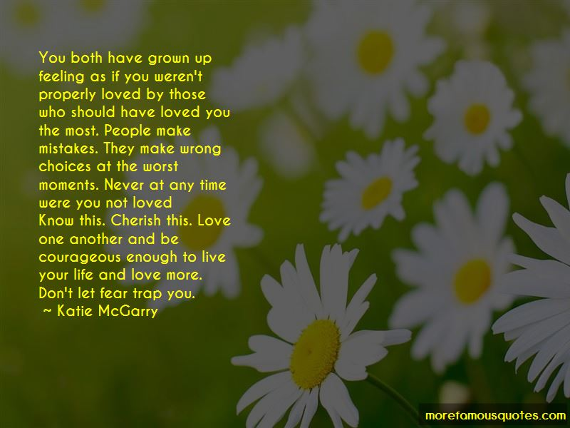 Love Those In Your Life Quotes