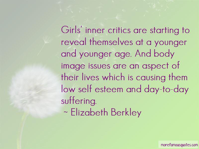 Low Self Esteem Image Quotes Pictures 4