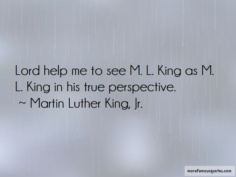 M L King Quotes