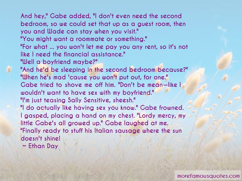 Mad With Boyfriend Quotes