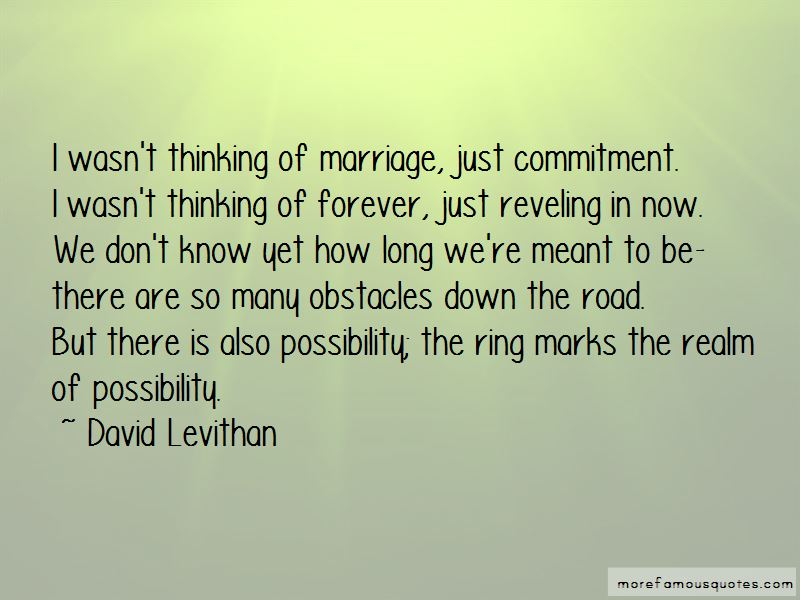 Marriage Obstacles Quotes Pictures 3