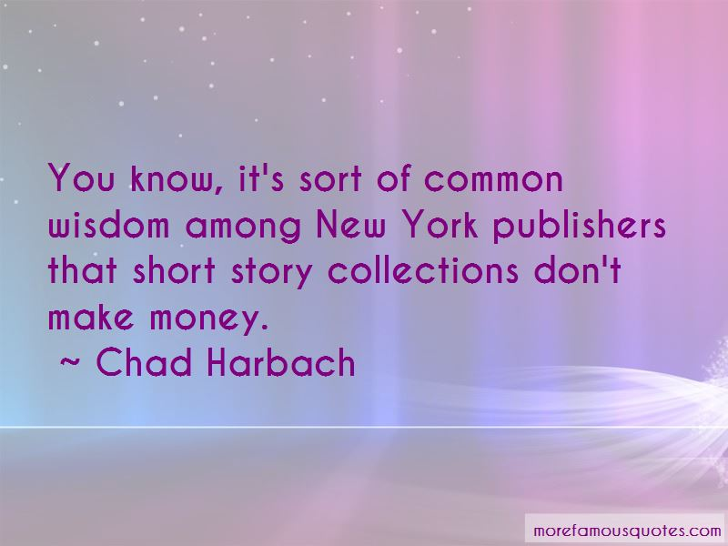 Money Collections Quotes