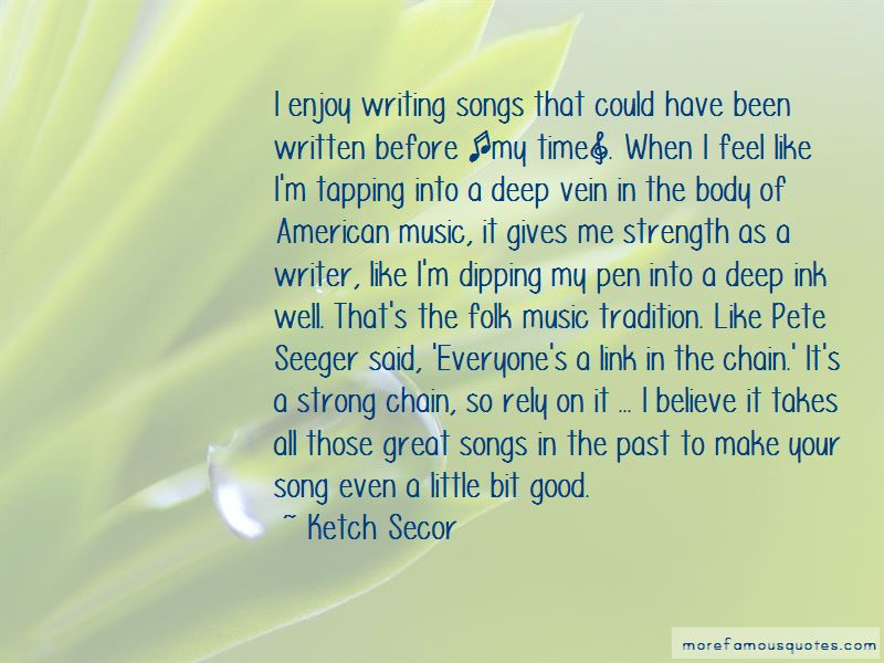 Music Gives Me Strength Quotes